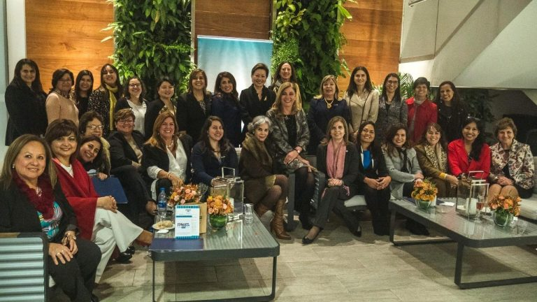 Compartiendo con las nuevas integrantes de WomenCEO